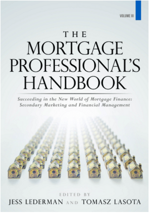 The Mortgage Professionals Handbook logo -BOOK