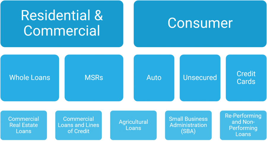 Loan Asset Types